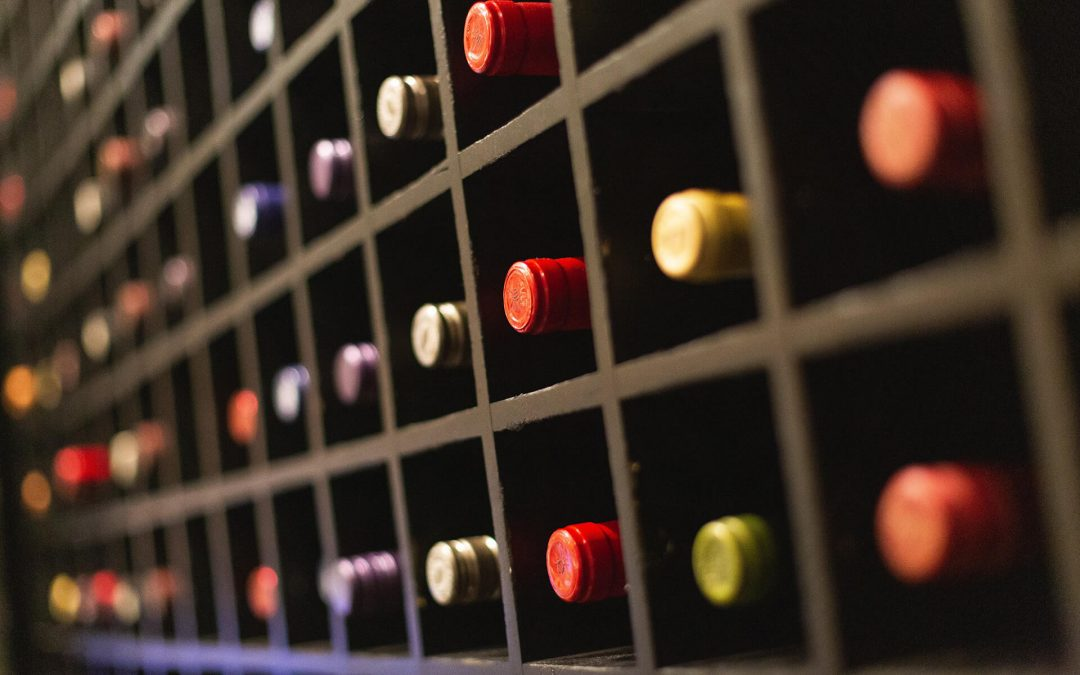 wine-collection-on-rack